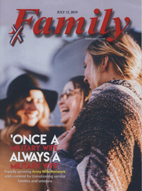 Family Cover Army Wife Network