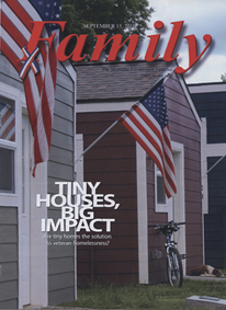 Family Cover Tiny Houses